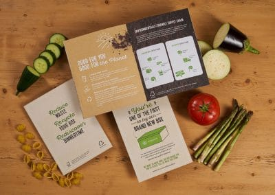 HELLOFRESH / RECYCLABLE INSERTS