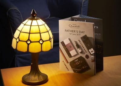 Hotel Chocolat / Father's Day 2019