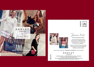 Radley & Co. / Direct Mail
